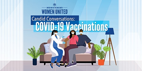 Candid Conversations: COVID-19 Vaccinations tickets