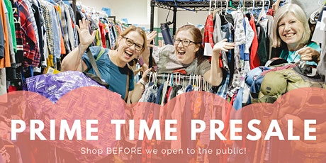 1/2 PRICE SATURDAY NIGHT PRIME TIME SHOPPING! - JBF Des Moines Spring 2021 tickets