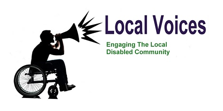 Stories of COVID Open Mic- with Local Voices Disabled People's Network tickets