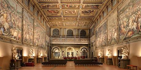 Visita a Palazzo Vecchio biglietti