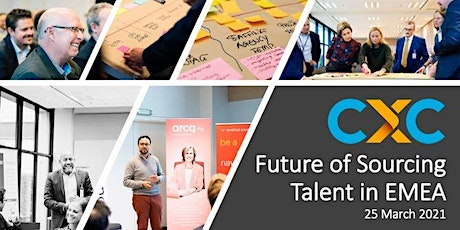Future of Sourcing Talent in EMEA tickets