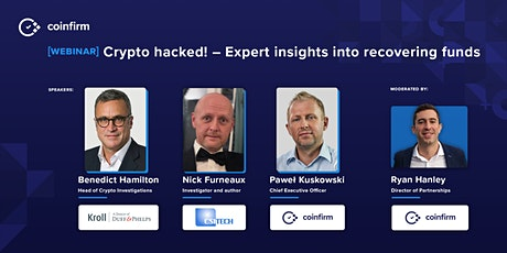 Crypto hacked! – Expert insights into recovering funds tickets