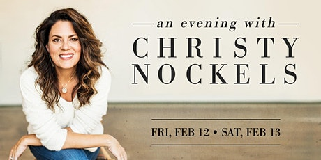 An Evening with Christy Nockels tickets