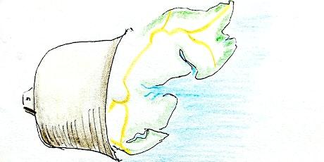 Wallasea Island: Sound Mirrors: Free Online Writing Workshop with Dot Dash tickets