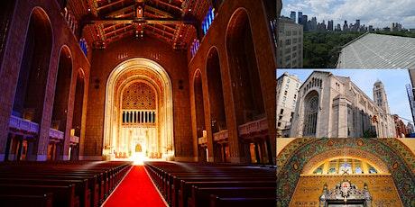 'Temple Emanu-El, NYC's Great Art Deco Synagogue' Webinar tickets