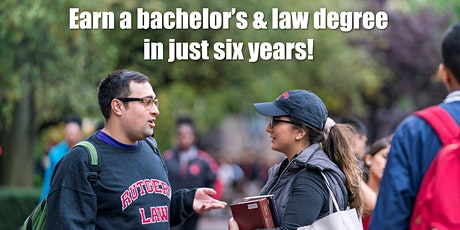 Bachelor-to-Juris Doctor Program Information Session tickets