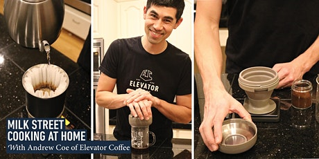 Cooking at Home with Elevator Coffee: The Perfect Cup tickets