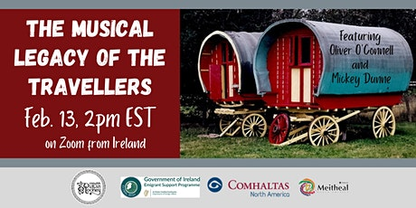 The Musical Legacy of the Travellers tickets