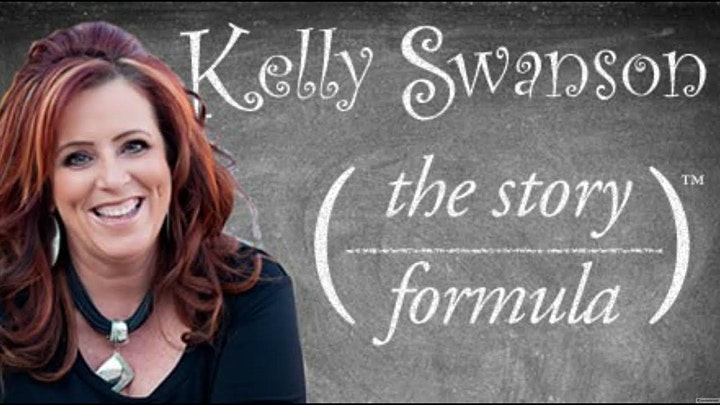The Story Formula by Kelly Swanson image