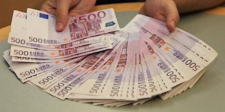 Offre de prêt entre particulier sérieux et fiable en France en 72h tickets
