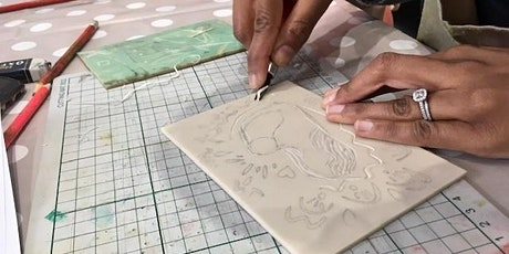 Lino Printing Taster Workshop with Kim Searle tickets