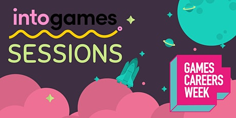 How to get involved in Games Careers Week! Tickets