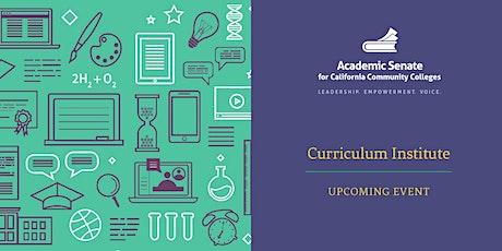 2021 Curriculum Institute - Virtual Conference tickets