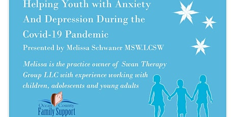 Helping Youth with Anxiety and Depression During the Covid-19 Pandemic tickets