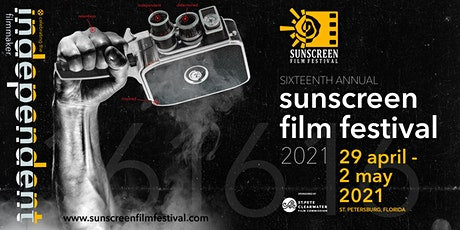 16th Annual Sunscreen Film Festival tickets