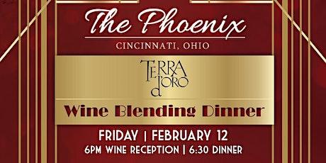 Red Wine Blending Class + 4 Course Dinner tickets