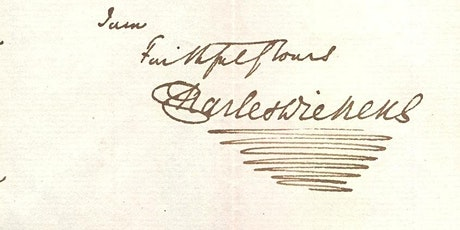 Roundtable: Nineteenth-Century Archives and Handwriting in the Digital Age tickets