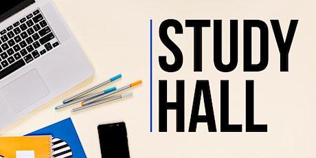 Quiet Study Hall tickets