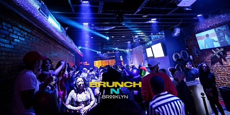 Sunday Brunch + Day Party at Brooklyn U St DC (11AM - 10PM) tickets