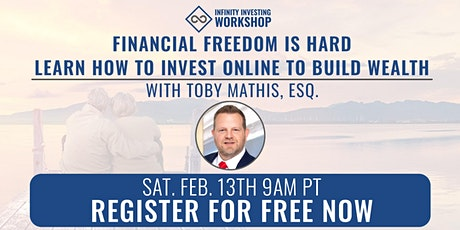Infinity Investing Workshop 02.13.2021 tickets