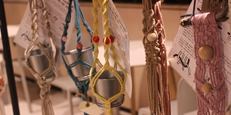 Macrame Workshop (morning session) tickets