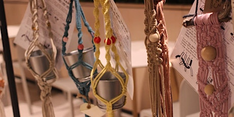 Macrame Workshop (afternoon session) tickets