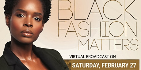 Black Fashion Matters tickets