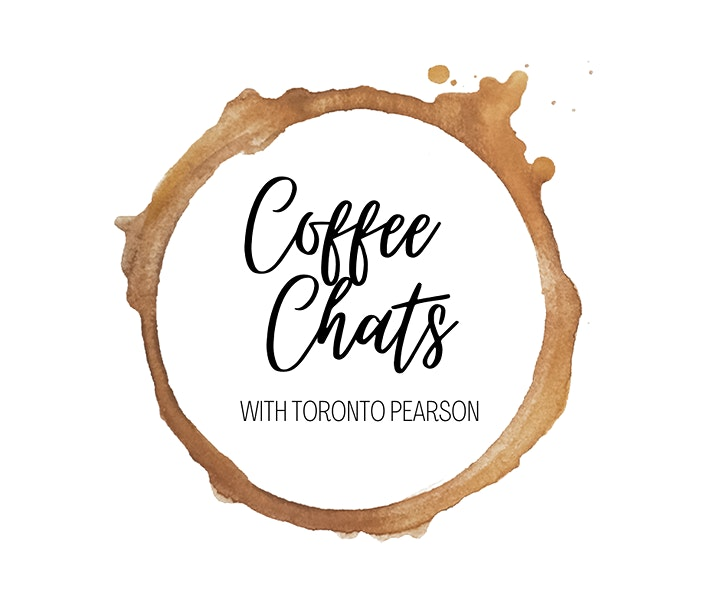 Online Coffee Chats with Toronto Pearson image