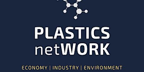 PLASTICS netWORK: Rethinking Plastic Packaging tickets