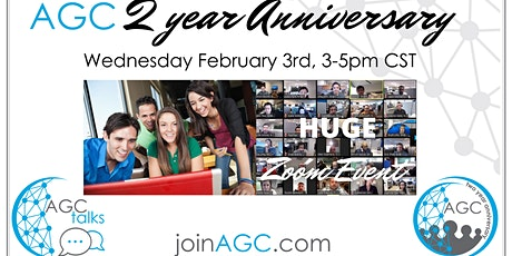 AGC Accelerates Networking 2 Year Anniversary tickets