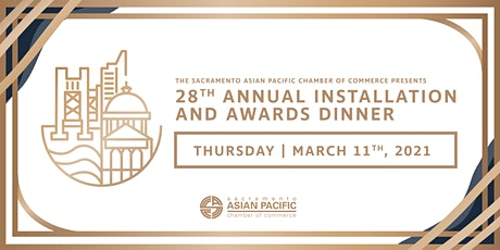28th Annual Installation and Awards Dinner tickets
