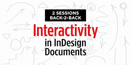 Adding Interactivity to InDesign Documents tickets