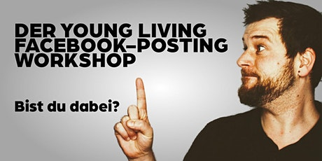 Der Young Living Facebook Workshop Tickets