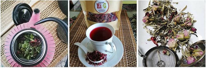 TEA & WELLNESS:  A Virtual Tasting Special Event image