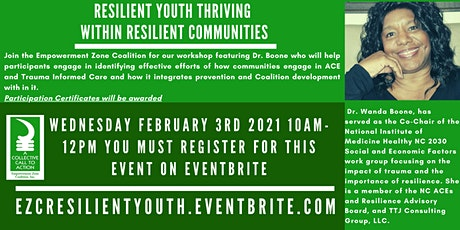 Resilient Youth Thriving within Resilient Communities tickets