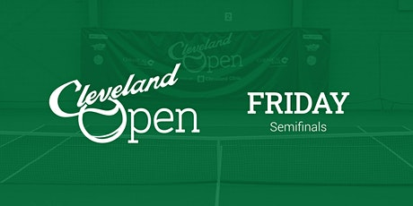 Cleveland Open—Semifinals tickets
