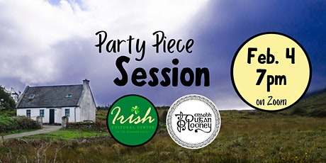 Party Piece Session tickets