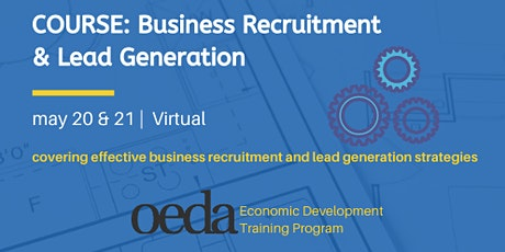 COURSE: Business Recruitment & Lead Generation (Virtual) tickets
