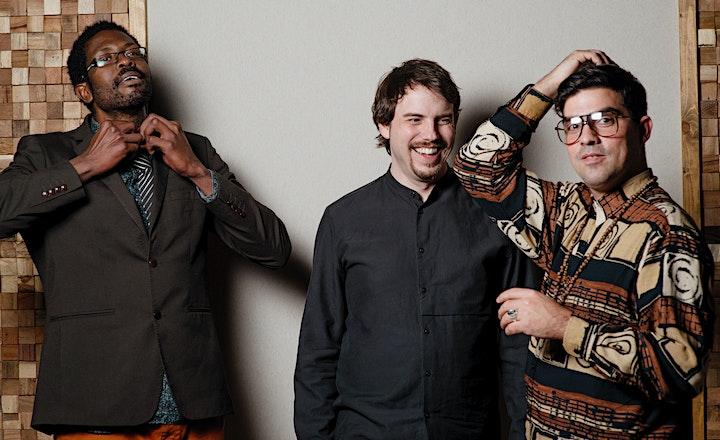 Travesuras    Daniel García Diego Trio   Dutch Premiere image