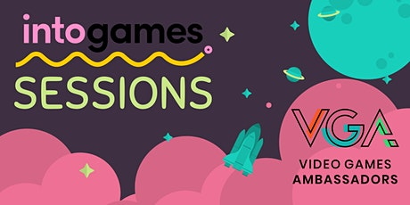 Into Games Sessions #3 - National Volunteers Week tickets