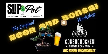 Dwarf Jade Bonsai at Rec Room by Conshohocken Brewing Co. tickets