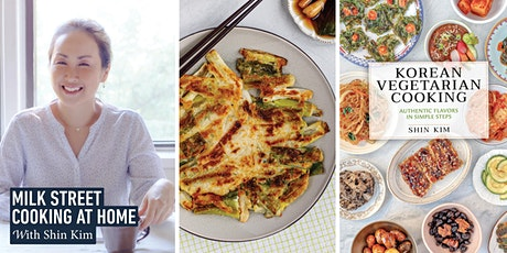 Cooking at Home with Shin Kim: Korean Vegetarian Cooking tickets