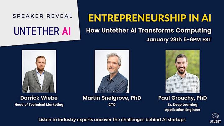 Entrepreneurship in AI: How Untether Transforms AI Computing image