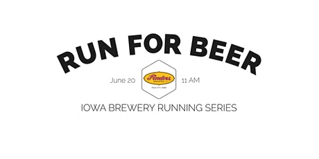 Beer Run - Fenders Brewing | 2021 Iowa Brewery Running Series tickets