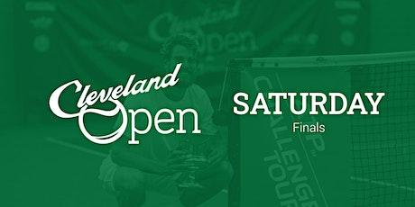 Cleveland Open—Finals tickets