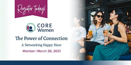 CORE Women: The Power of Connection tickets