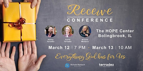Receive Conference tickets