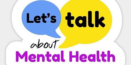 Let's Talk Mental Health tickets