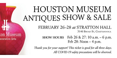 47th Annual Houston Museum Antiques Show & Sale tickets