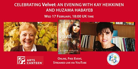 Celebrating Velvet: An Evening with Kay Heikkinen and Huzama Habayeb tickets